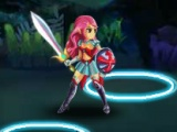 flash игра Blazing Elves Demo