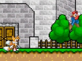 flash игра Super Smash Flash