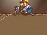 flash игра Gold Miner 3