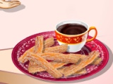 Chocolate Churros: Sara's Cooking Class