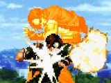 flash игра King of Fighters Death Match