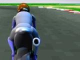 Flash игра для девочек Motorcycle Racer