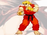 flash игра Street Fighter 2 Player