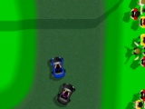 flash игра Bad kids racing