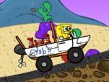 Sponge Bob Crab Delivery