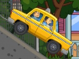flash игра Taxi Express