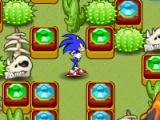 Flash игра для девочек Sonic Bomber Man