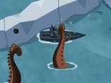 flash игра Avatar - Fire Nation Barge