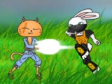 flash игра Neko Saga