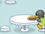 flash игра Penguin Diner
