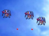 flash игра Sky Attack