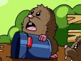 flash игра Super Mole Stomper