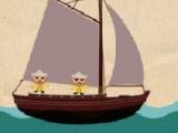flash игра Pirates of the Stupid Seas