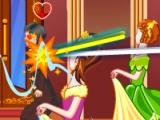 flash игра Princess Kissing