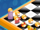 flash игра Smiley Chess