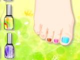 flash игра Foot Fashion Show