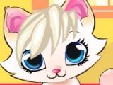 flash игра Kitten Salon