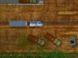 flash игра Rail of war