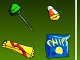 flash игра Candy Bag