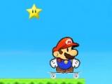 flash игра Mario Skate Jump