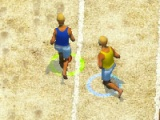 flash игра Beach Soccer