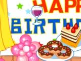 flash игра Birthday Party Decoration 3
