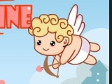 flash игра Cupid Love Valentine