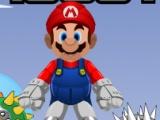 flash игра Mario Robot