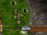 flash игра Rail of war