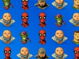 spiderman icon matchig