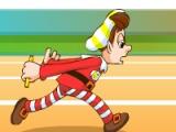flash игра 1200 m Running