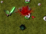 flash игра Blood Wars Vedroid's atack