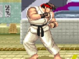 flash игра Street Fighter II