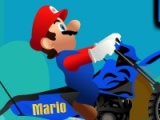 Motorcycle Mario Ride 2