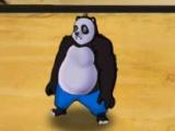flash игра Super Panda Hero