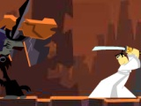 flash игра Code of the Samurai