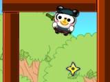 flash игра Ninja panda