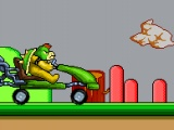 flash игра Kupa Car Racing