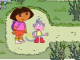flash игра Dora Saves The Prince