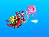 flash игра Soaring SpongeBob