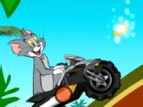 flash игра Tom And Jerry-Tom Super Moto