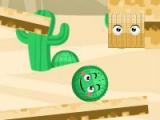 flash игра Cactus Roll