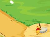flash игра Winnie The Pooh's Home Run Derby
