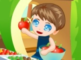 flash игра Chibi Dress Up