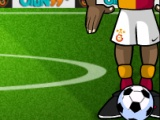 flash игра Drogba Bouncing Ball