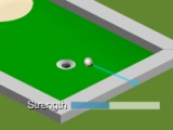 flash игра Mini M Golf