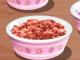 flash игра Lasagna: Sara's Cooking Class