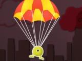 flash игра Alien Parachutes