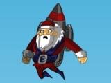 flash игра Rocket Santa 2