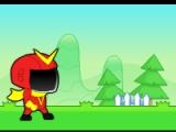 flash игра Vman Match 3 Adventure